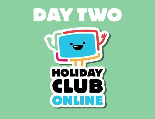 Holiday Club – Day 2 (Ages 3-4)