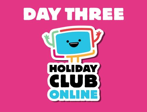 Holiday Club – Day 3 (Ages 3-4)