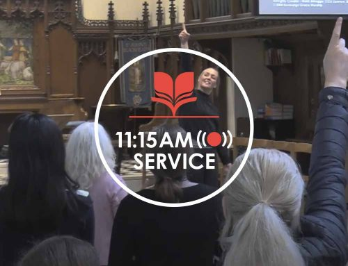 11:15am All-age Service 20.09