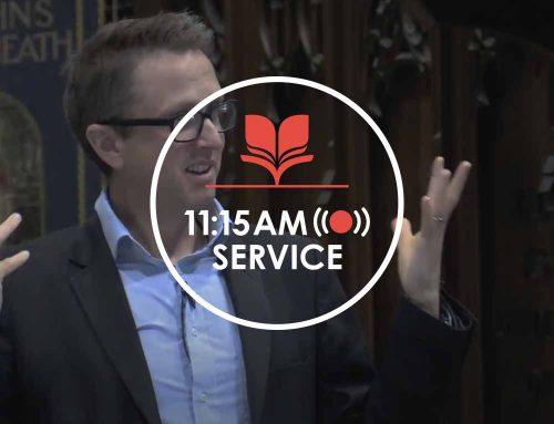 11:15am Service 24.01