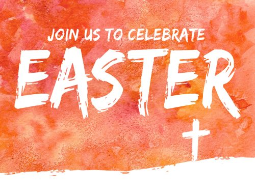 Easter Sunday All-age service