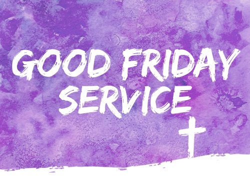 Good Friday All-age Service